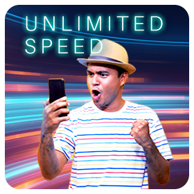 BeONE prepaid high speed